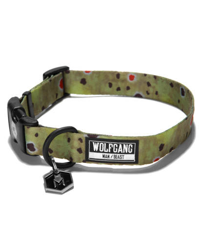 BrownTrout Dog Collar
